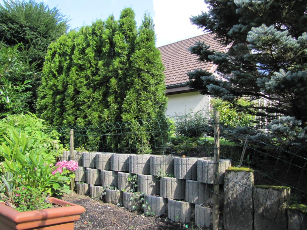 Natursteinmauern Und B 246 Schungssicherungen Bader Ag